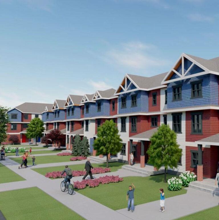 Secord Casas, Edmonton