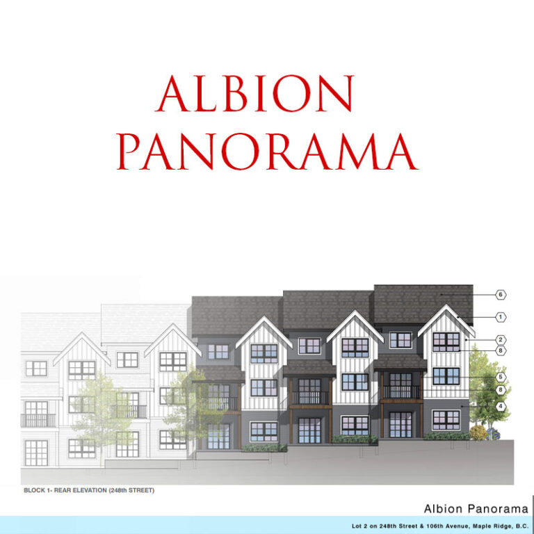 Albion Panorama Townhomes